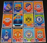 CHOOSE YOUR UCL 17/18 Match Attax UEFA Champions League 2017/18 Cards (#1-198)