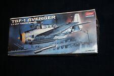 1/72 Academy TBF-1 Avenger, no decals,