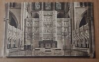 Postcard Truro Cathedral Reredos Friths Card unposted