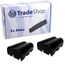 2x Akku NP-400 A1 A2 A 1 A 2 5D Dynax 7D NP400 _battery