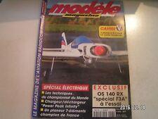 **d Modèle magazine n°543 Plan encarté l'Acroflop / OS 140 RX