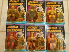 He-man masters of the universe muscle warriors vintage