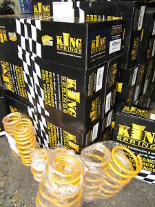 HOLDEN COMMODORE VE VF WM FRONT KING SPRINGS SUPER SUPER LOW NEW