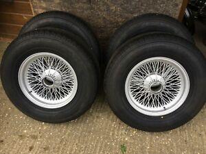 Vintage Ronart Racing Wire WHEEL RESTORATION -Tudor Wheels Ltd