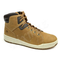 Timberland Men's Raystown Wheat Leather Chukka Boots A1GXD