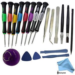 ACENIX® 20 iN 1 Repair Kit Bag For iPhone 4,5,6, Samsung S2,S3,S4,S5 , Note 3,4
