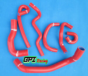 SILICONE HOSE for NISSAN SKYLINE BCN-R33 GT-R/GTR RB26 1995-1998 YEAR,RED