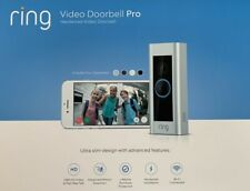 Brand New Ring Video Doorbell Pro, HD Video, WiFi, Free & Fast Priority Ship