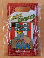 Dumbo Magical Comics Disney LE Pin Trading