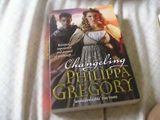 Philippa Gregory Changeling [Paperback]
