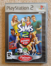 les sims 2 animaux & cie  PS2 / complet