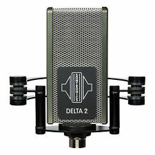 Sontronics Delta 2 Phantom Powered Guitar Ribbon Microphone