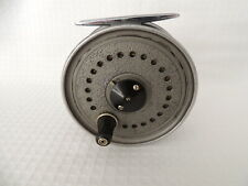 """J.W Young 3 1/2"""" Beaudex Fly Fishing Reel With Wraparound Line Guide."""