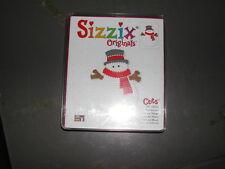 Sizzix Originals Cuts 38-0235 Snowman