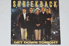 "SHRIEKBACK -Get Down Tonight / Big Fun- 7"" 45  Island Records (111 740) 1988"