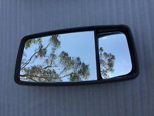 Right Side Truck Spotter+ Mirrors 370x185mm for Hino, Isuzu N, MITSUBISHI ,FUSO