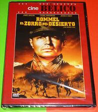 ROMMEL EL ZORRO DEL DESIERTO English Español Deutsch Français Italiano DVD R2 Pr