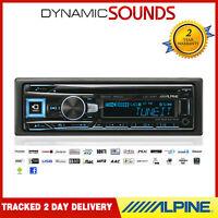 Alpine CDE-193BT CD USB Receiver MP3 Bluetooth Car Stereo iPod iPhone Control