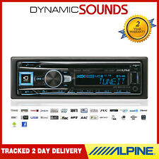 Alpine cde-193bt Cd Receptor Usb Mp3 Bluetooth estéreo del coche Ipod Iphone Control