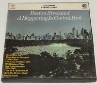 BARBARA STREISAND, HAPPENING IN CENTRAL PARK Reel to Reel Tape 7 1/2 IPS STEREO
