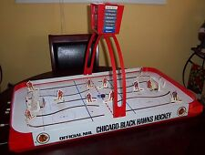 Coleco Chicago Black Hawks hockey game 1971-1972  with Gondala