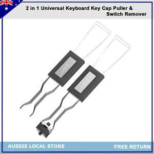 Universal Keyboard Key Cap Puller & Switch Remover, Mechanical Keyboard Keycap
