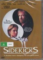 Sidekicks DVD Chuck Norris Brand New and Sealed Australian Release