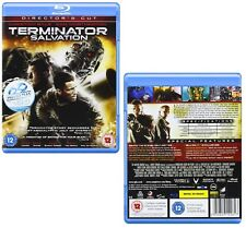 TERMINATOR 4 (2009): BLU-RAY - SALVATION - Christian Bale Sam Worthington NEW UK