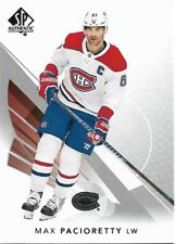 Max Pacioretty #46 - 2017-18 SP Authentic - Base