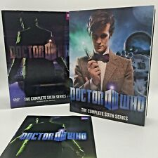Doctor Who: The Complete Sixth Series DVD (6 Disc Set 2011) - Region 1