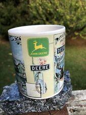 John Deere Coffee Cup/Mug by Gibson pre owned
