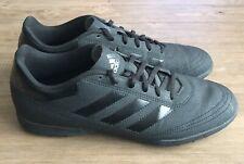 Adidas Mens Astro Turf Black Goletto VII Football Boots Trainers UK 9 EU 43
