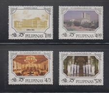 Philippine Stamps 1987 Manila Hotel 75th Anniversary. Complete set MNH