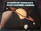 THE INSPIRAL CARPETS - Two World Collide CD Single / Indie Rock / Made In UK