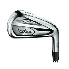 New Left Handed Titleist Golf Ap1 718 5 Iron Steel Amt Red R300 Stiff Flex