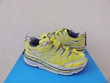 HOKA ONE ONE STINSON TARMAC CITRUS RUNNING SHOES, US 7.5/ EUR 39 1/3 ~NWT