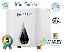 Best 110 V Electric Tankless Marey REF-ECO035 Refurbished POU2.5 GPM 3.5kW