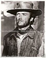CLINT EASTWOOD SPAGHETTI WESTERN SERGIO LEONE HOLLYWOOD MOVIE 8 X 10 PHOTO