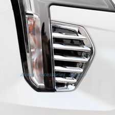 New Chrome Front Fog Light Cover Trim For Cadillac XT4 2019