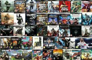 PS3 Games Playstation 3 Assorted games  Super cheap