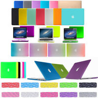 """For Apple Macbook Air 11"""" 13"""" Pro 13""""inch Crystal Hard Case Keyboard Cover 2015"""