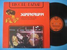 """SUPERGRUPPI"" LP RACCOLTA - POOH BEANS OPERA SQUALLOR CAMALEONTI QUINTA STRADA"