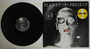 Vinyl LP Planet P Project Planet P Project by GEFFEN Records 1983 by Peter Hauke