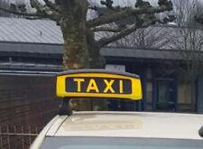 HALE TRS-14 Dachschild Taxi Dachzeichen Roof Sign Lampe Fackel W212 W246 W205