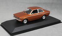 Minichamps Maxichamps Opel Kadett C in Bronze Metallic 1974 940045600 1/43 NEW