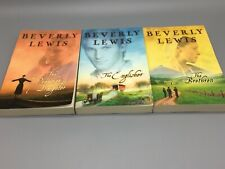 Lot of 3 Paperbacks by BEVERLY LEWIS - Annie's People