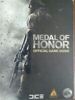Medal Of Honor Official Game Guide - Strategy Guide New & Sealed Book.