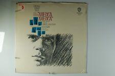 America America/Manos Hadjidakis OST LP SEALED