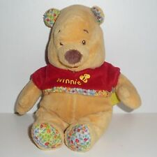 Doudou Ours Winnie Disney