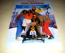 "COOL RUNNINGS PP SIGNED 12""X8"" POSTER JOHN CANDY"